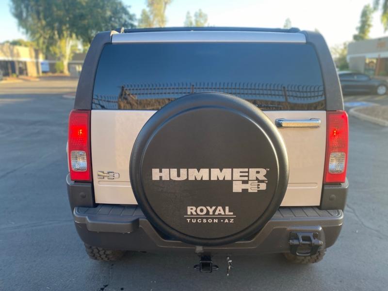 Hummer H3 2007 price $14,400