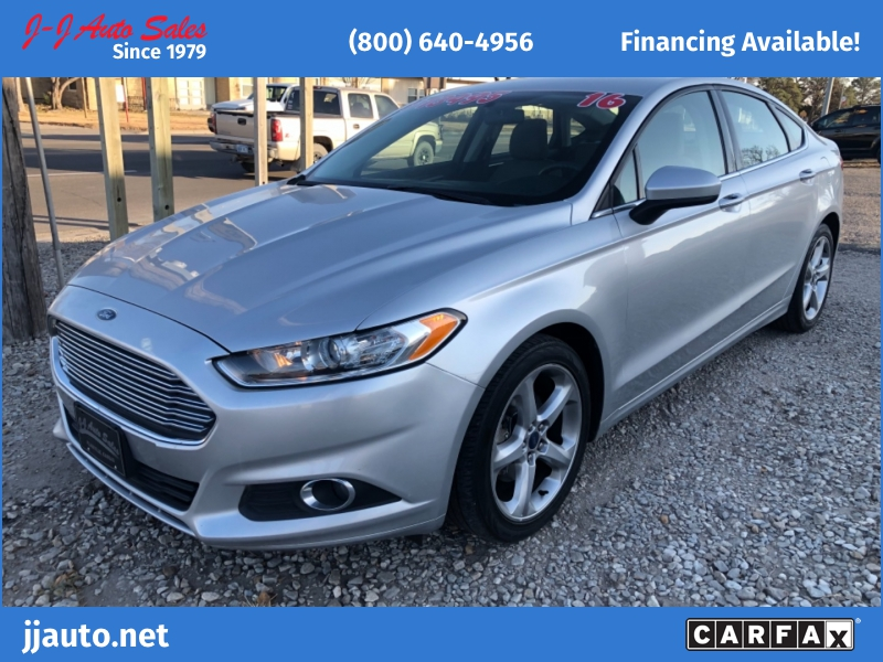 Ford Fusion 2016 price $13,495