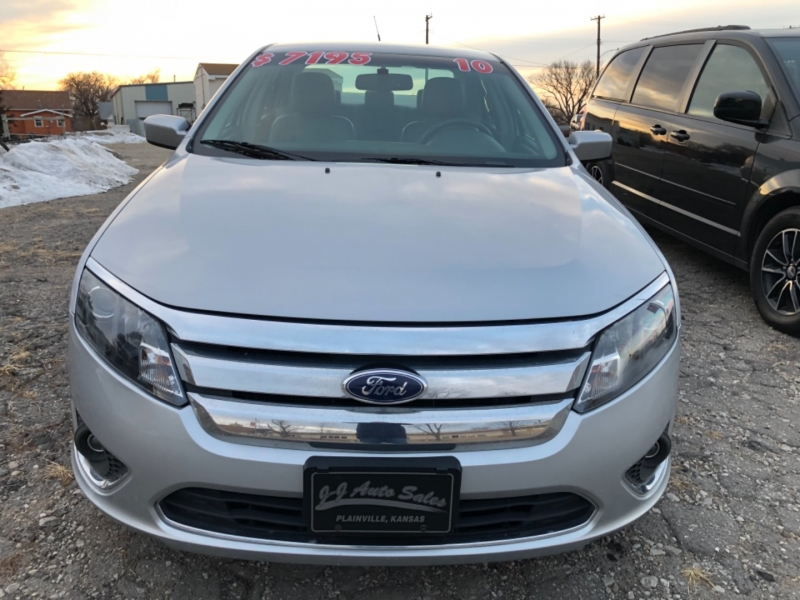 Ford Fusion 2010 price $7,195