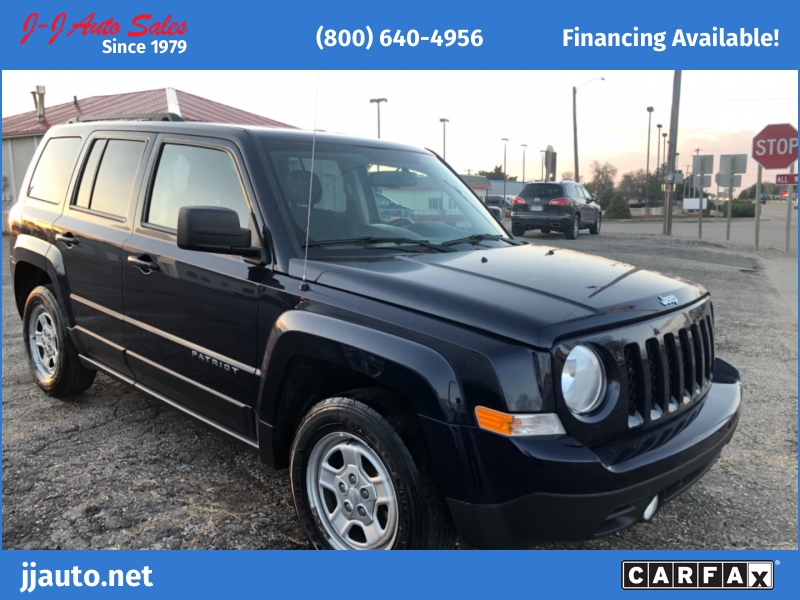Jeep Patriot 2016 price $11,495