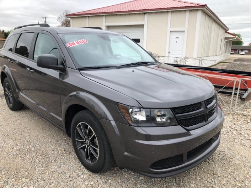 Dodge Journey 2018 price $20,377