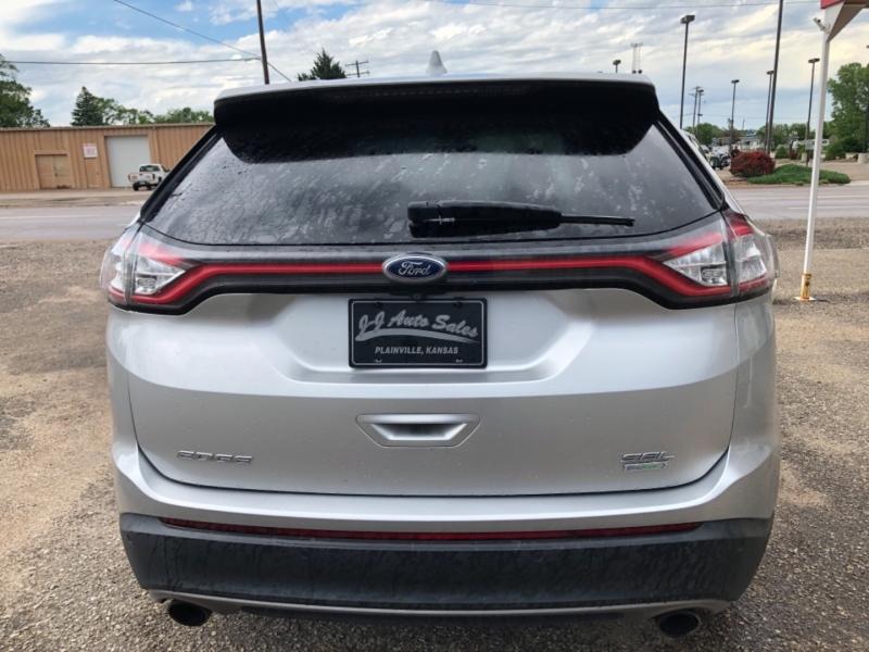Ford Edge 2017 price $22,488
