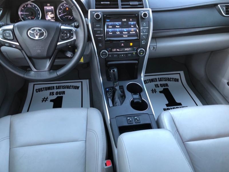 Toyota Camry 2017 price $22,995