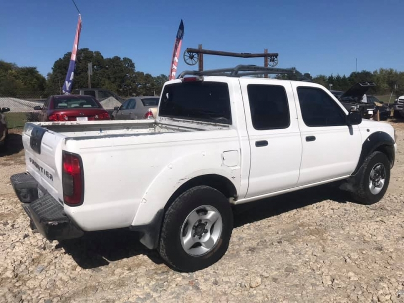 Nissan Frontier 2WD 2003 price $4,995