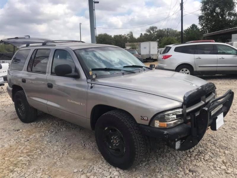 Dodge Durango 2001 price $3,955