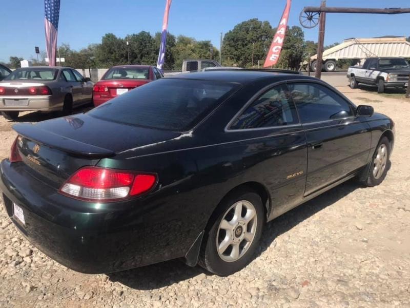 Toyota Camry Solara 1999 price $5,995