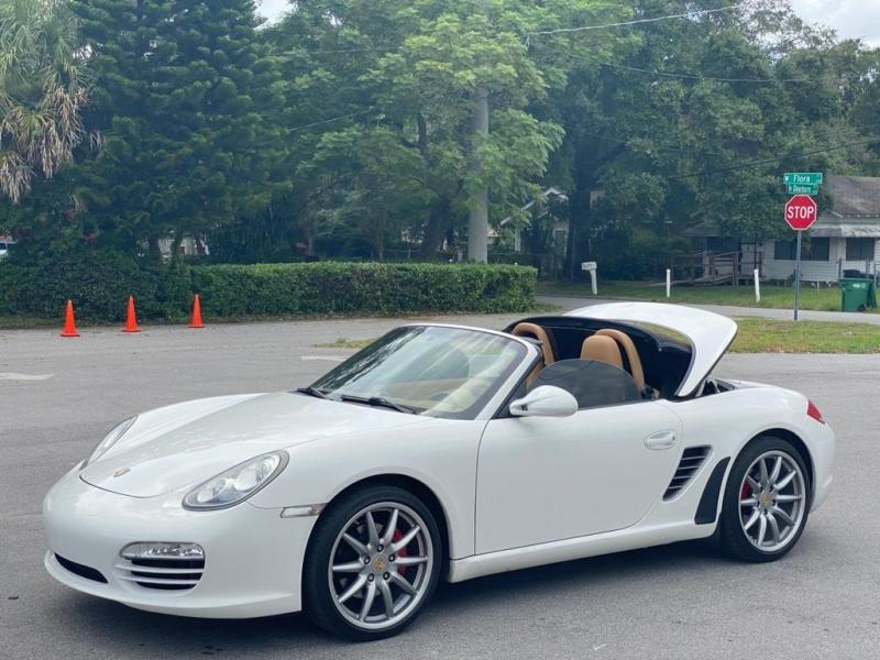 Porsche Boxster 2011 price $22,999