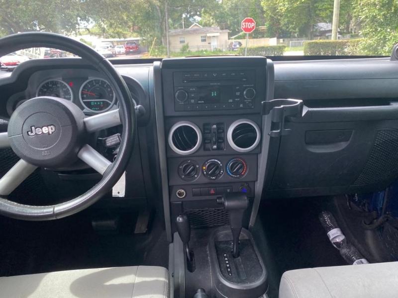 Jeep Wrangler Unlimited 2009 price $18,999