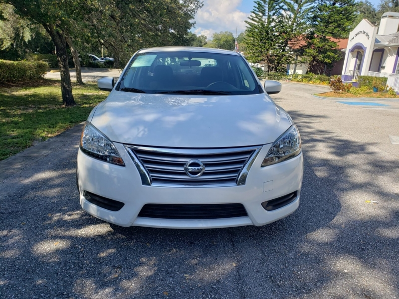 Nissan Sentra 2014 price $10,499