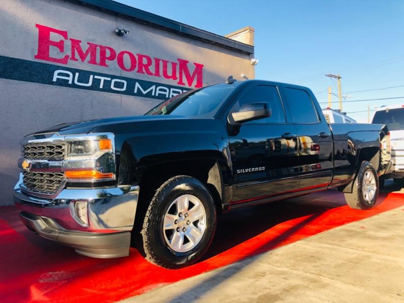 Chevrolet Silverado 1500 2017 price $33,999