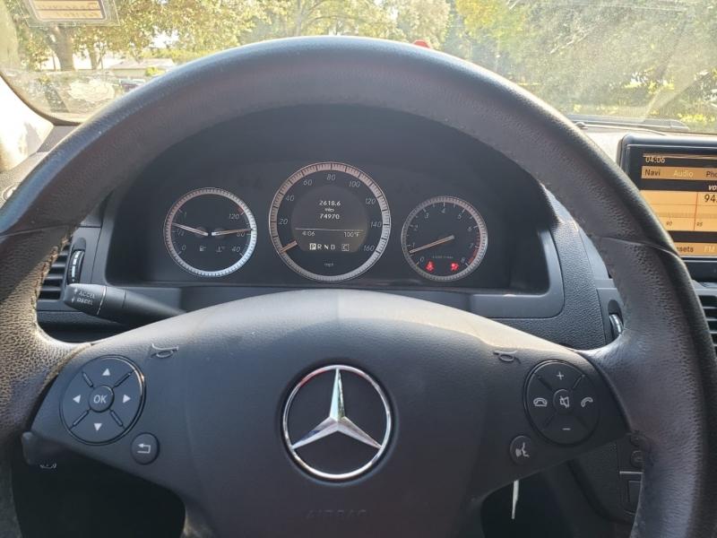 Mercedes-Benz C-Class 2008 price $13,999