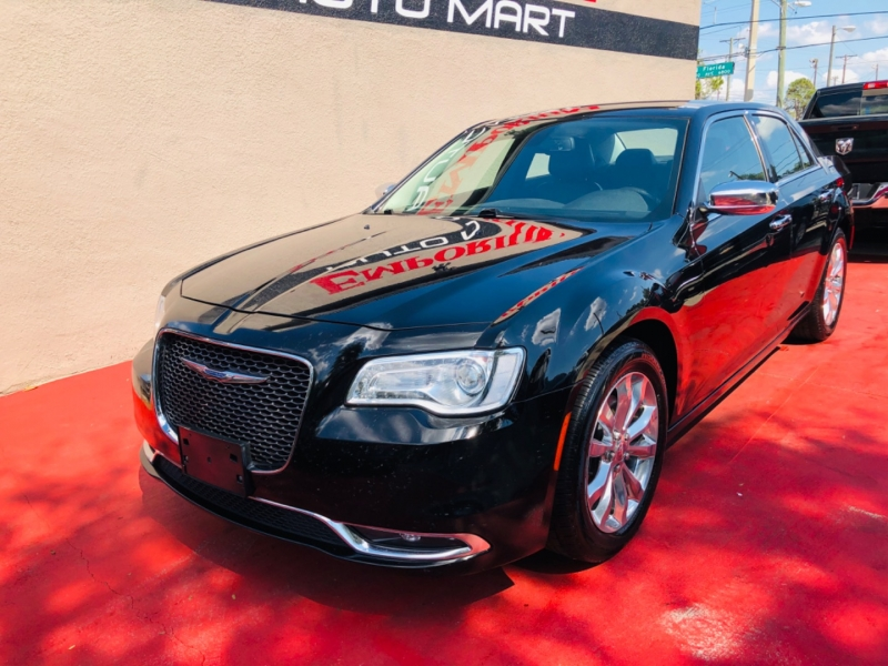 Chrysler 300 2018 price $19,999