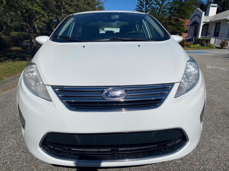 Ford Fiesta 2012 price $7,999