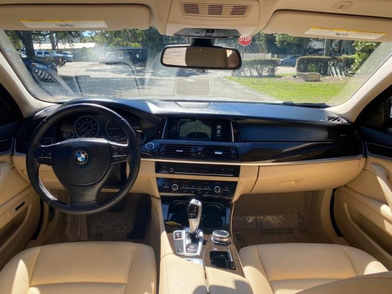 BMW 5-Series 2014 price $19,499