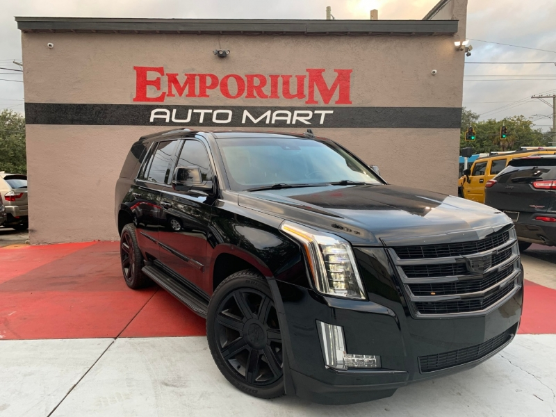 Cadillac Escalade 2015 price $41,900