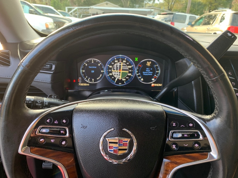 Cadillac Escalade 2015 price $41,900