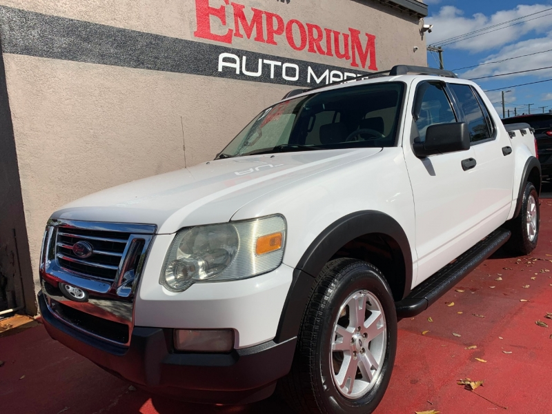Ford Explorer Sport Trac 2007 price $12,900