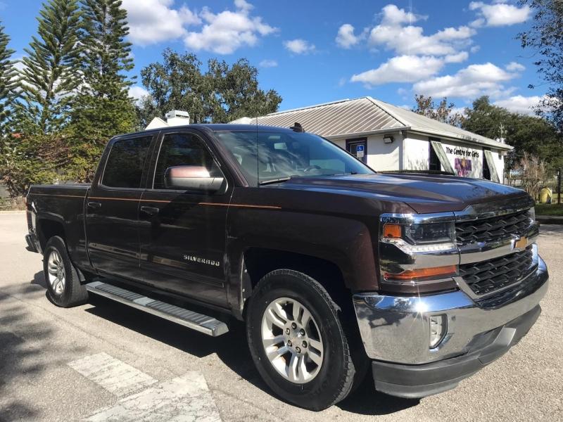 Chevrolet Silverado 1500 2016 price $26,799