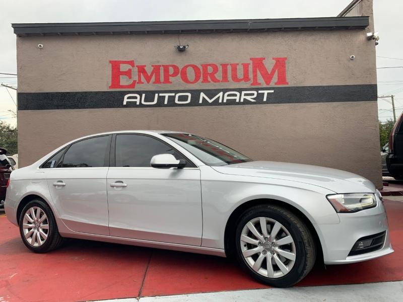 Audi A4 2013 price $13,499