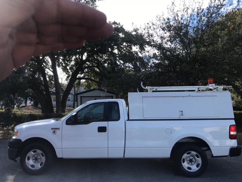 Ford F-150 2008 price $7,900