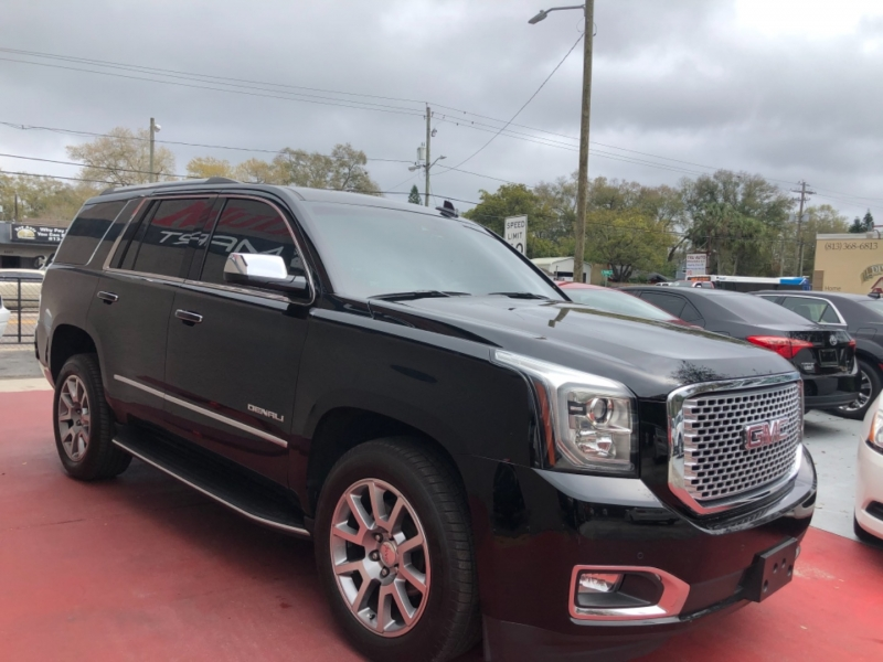 GMC Yukon 2016 price $41,900