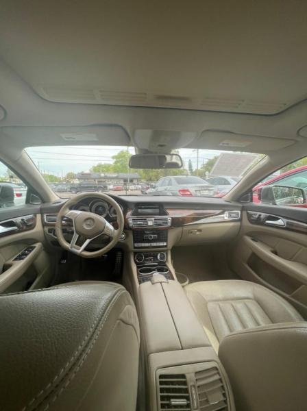 Mercedes-Benz CLS-Class 2013 price $25,900
