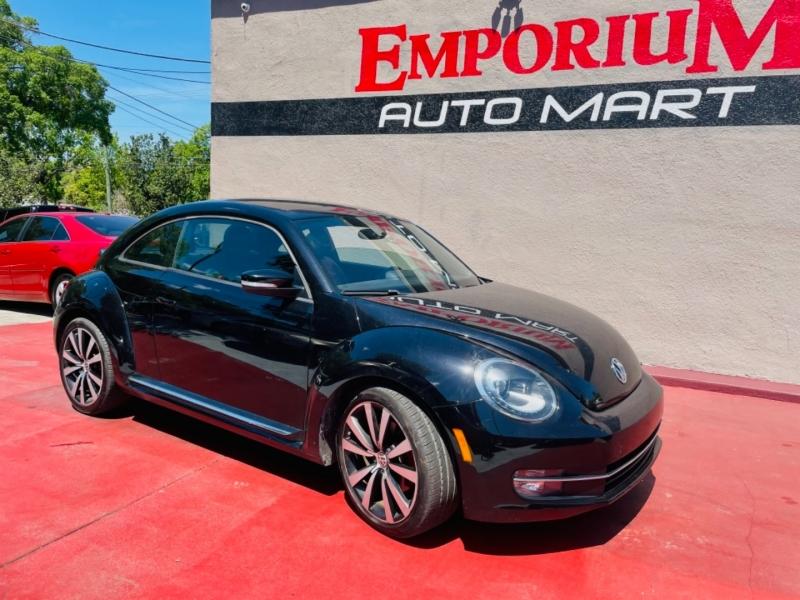 Volkswagen Beetle Coupe 2013 price $12,900