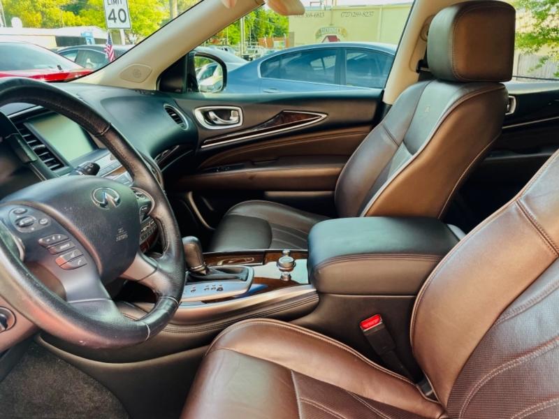 Infiniti QX 60 2014 price $21,900