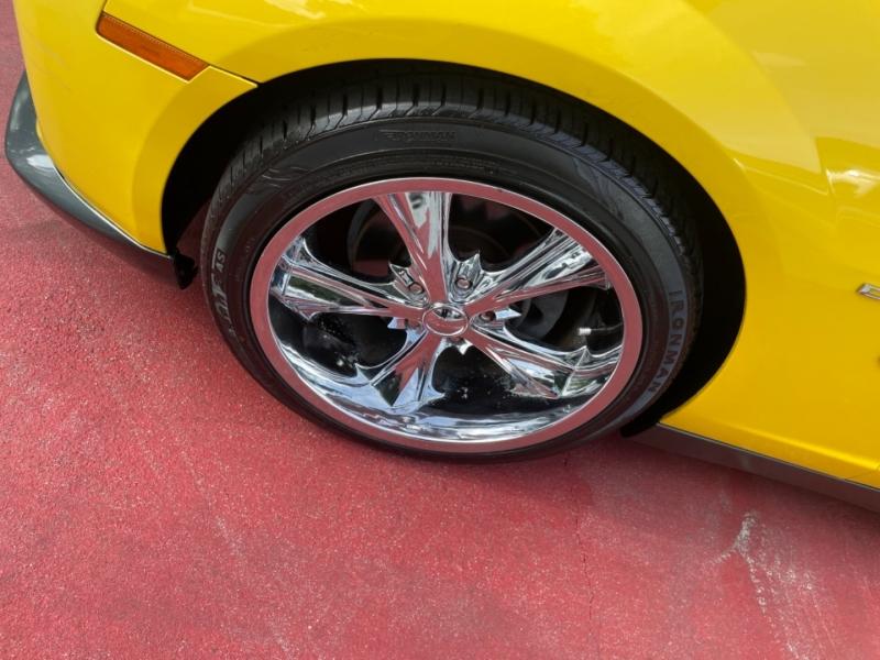 Chevrolet Camaro 2011 price $19,999