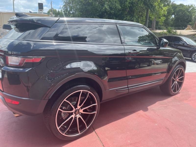 Land Rover Range Rover Evoque 2016 price $38,999