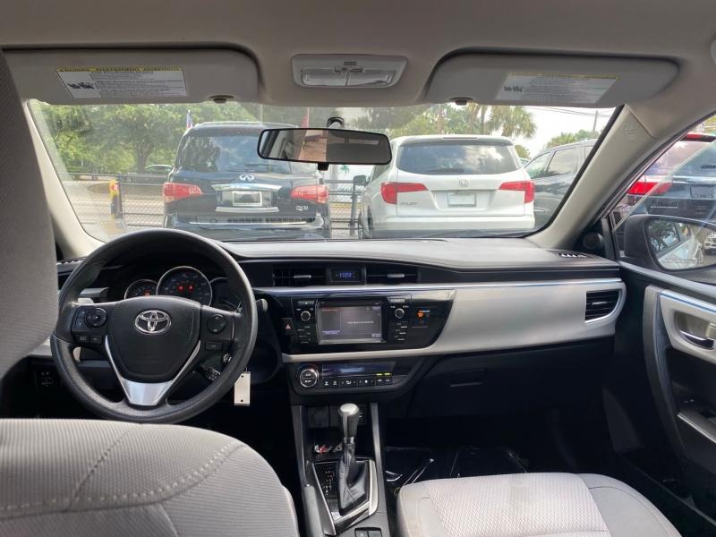 Toyota Corolla 2014 price $14,900