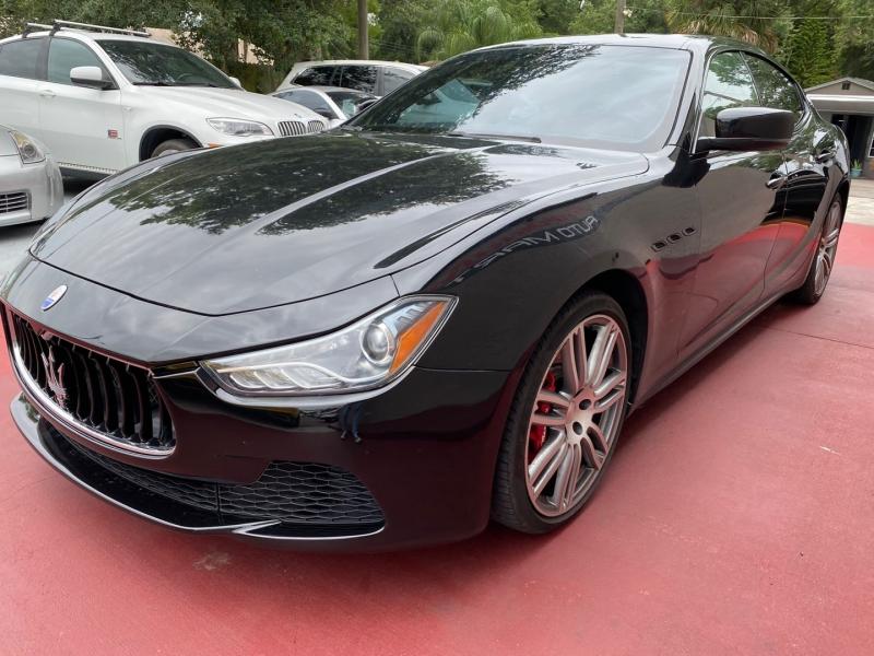 Maserati Ghibli 2016 price $34,999