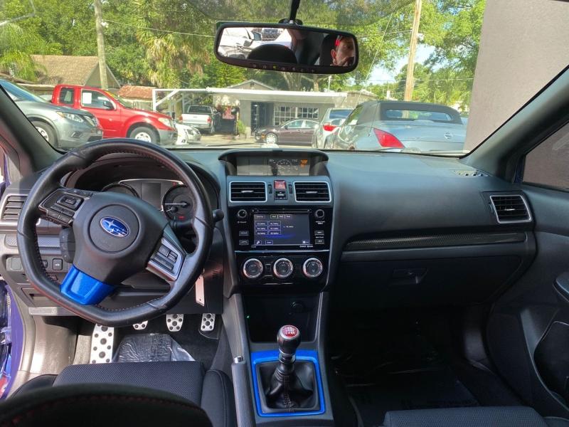 Subaru WRX 2016 price $27,999