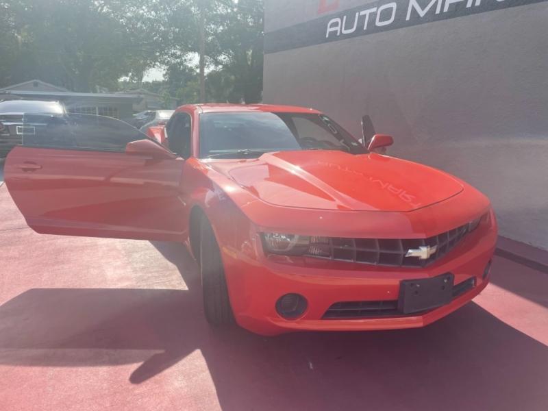 Chevrolet Camaro 2013 price $16,900