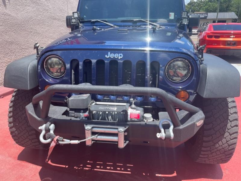 Jeep Wrangler Unlimited 2013 price $26,999