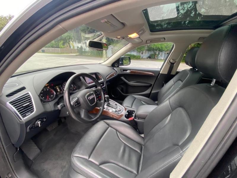 Audi Q5 2012 price $21,200