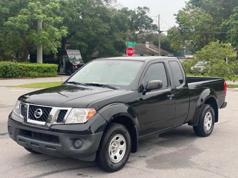 Nissan Frontier 2017 price $18,999