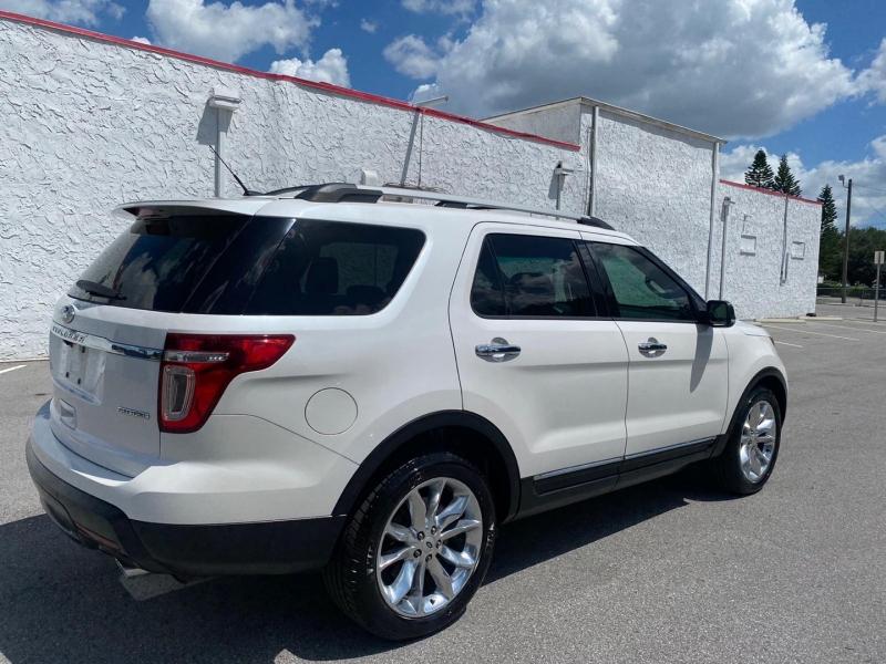 Ford Explorer 2014 price $21,900