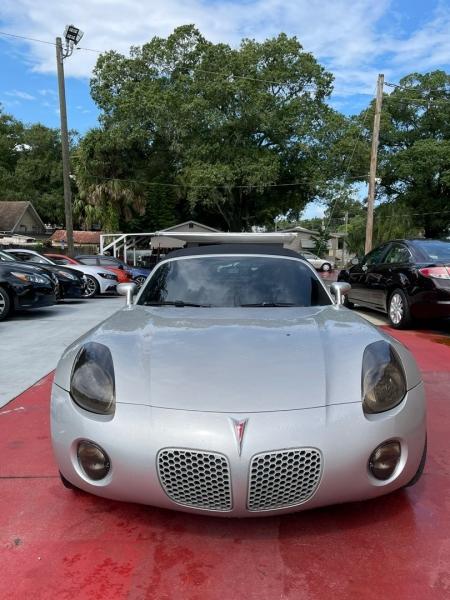 Pontiac Solstice 2006 price $8,999