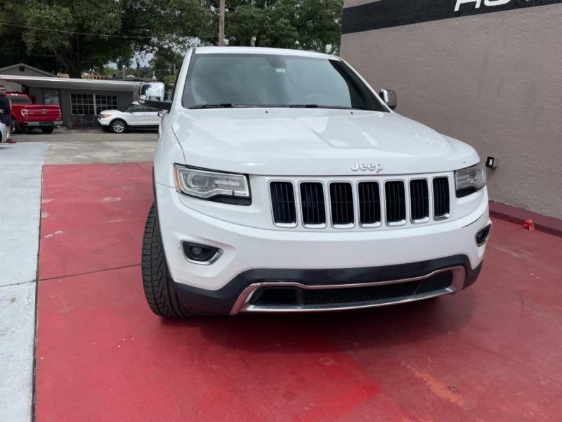 Jeep Grand Cherokee 2015 price $19,900