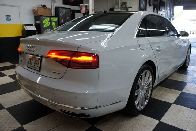 Audi A8 L 2016 price Call for Pricing.