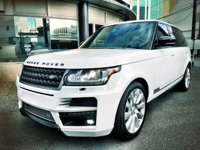 Land Rover Range Rover 2015 price Call for Pricing.