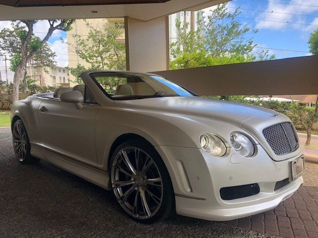 Bentley Continental GT 2007 price $59,900