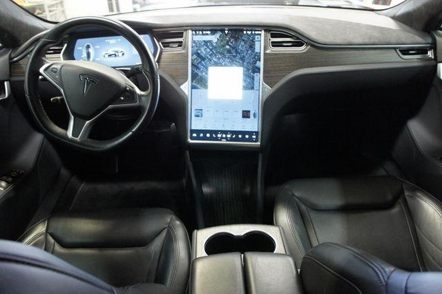 Tesla Model S 2015 price $44,880