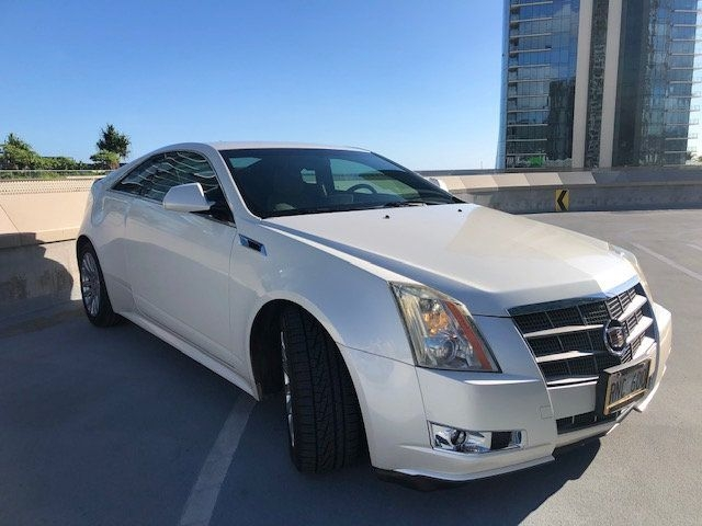 Cadillac CTS Coupe 2011 price $15,774