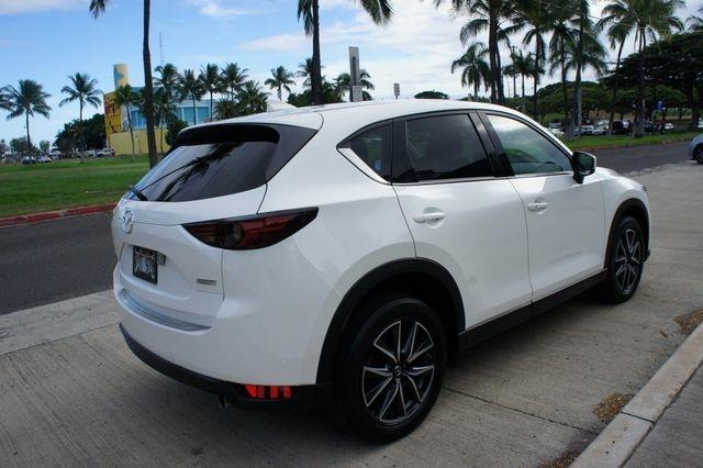 Mazda CX-5 2018 price $22,981