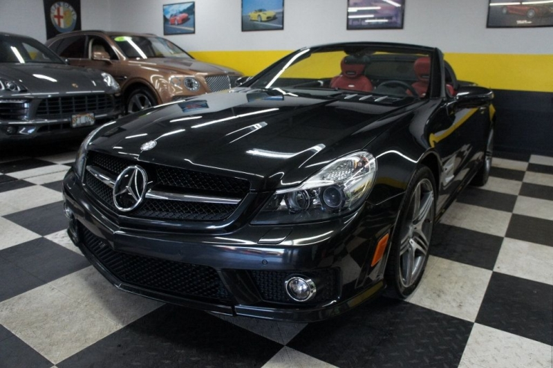 Mercedes-Benz SL-Class 2011 price Call for Pricing.