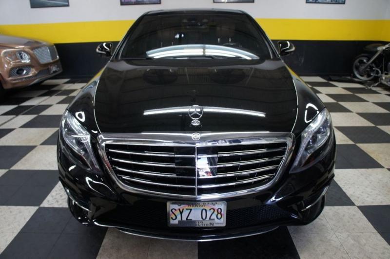 Mercedes-Benz S-Class 2016 price $54,900