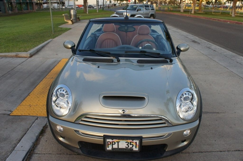 MINI Cooper S Convertible 2007 price Call for Pricing.