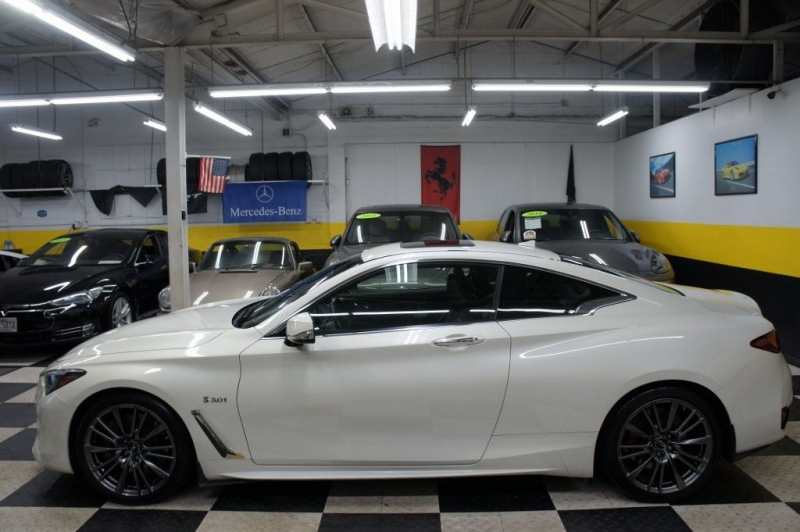 INFINITI Q60 2017 price $34,900